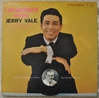 Jerry Vale - I Remember Russ