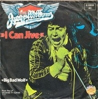 Jerry Williams & Roadwork - I Can Jive