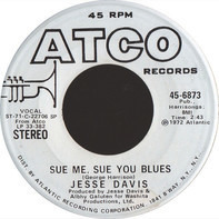 Jesse Ed Davis - Sue Me, Sue You Blues