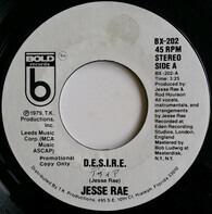 Jesse Rae - D.E.S.I.R.E.