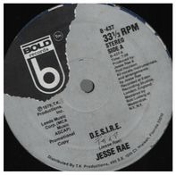 Jesse Rae - D.E.S.I.R.E. / Skydiver