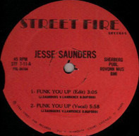 Jesse Saunders - Funk You Up