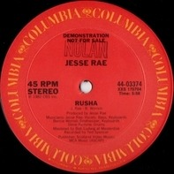 Jesse Rae - Rusha / Desire