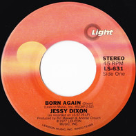 Jessy Dixon - Born Again / Hold On