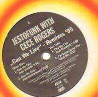 Jestofunk - Can We Live (Remixes '95)