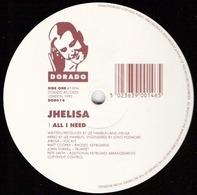 Jhelisa - All I Need