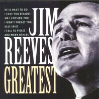 Jim Reeves - Greatest