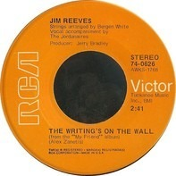 Jim Reeves - The Writing's On The Wall