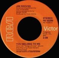 Jim Reeves - You Belong To Me / Maureen