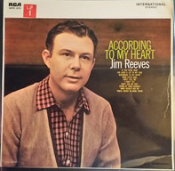 Jim Reeves - According to My Heart