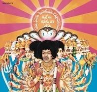 Jimi Hendrix Experience - Axis: Bold As Love - Mono
