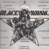 Jimi Hendrix, Isaac Hayes, Curtis Mayfield,.. - Black Music