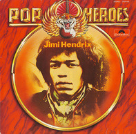 Jimi Hendrix - Pop Heroes - Jimi Hendrix
