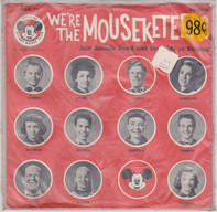 Jimmie Dodd , The Mouseketeers Chorus And Orchestra - We're The Mouseketeers
