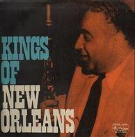 jimmie Noone / Frank Smith / john Frazier / et.al. - Kings Of New Orleans
