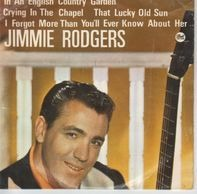 Jimmie Rodgers - In AN Enghlish Country Garden EP