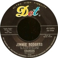 Jimmie Rodgers - (My Friends Are Gonna Be) Strangers