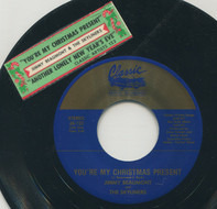 Jimmy Beaumont And The Skyliners - You're My Christmas Present / Another Lonely New Year's Eve