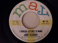 Jimmy Beaumont - I Shoulda Listened To Mama