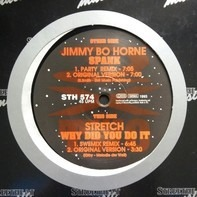 Jimmy 'Bo' Horne / Stretch - Spank / Why Did You Do It