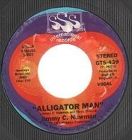 Jimmy C. Newman - Alligator Man / Diggy Liggy Lo