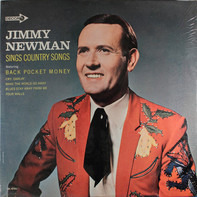 Jimmy C. Newman - Jimmy Newman Sings Country Songs