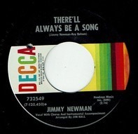 Jimmy C. Newman - There'll Always Be A Song