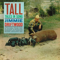Jimmy Driftwood - Tall Tales in Song
