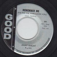 Jimmy Knight - Playmates / Remember Me