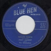 Jimmy Manship - Blue Blue Love / Teenage Sweetie