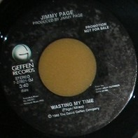 Jimmy Page - Wasting My Time