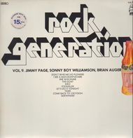 Jimmy Page, Sonny Boy Williamson, Brian Auger - Rock Generation Vol. 9