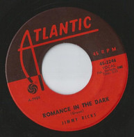 Jimmy Ricks - Romance In The Dark / Trouble In Mind
