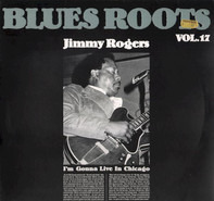 Jimmy Rogers - I'm Gonna Live In Chicago