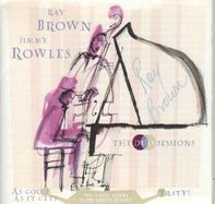 Jimmy Rowles / Ray Brown - The Duo Sessions