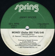 Jimmy Spicer - Money (Dollar Bill Y'all)