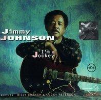 Jimmy Johnson - I'M a Jockey
