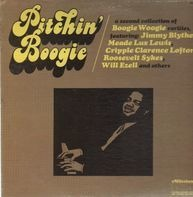 Jimmy Blythe, Meade Lux Lewis, Roosevelt Sykes,.. - Pitchin' Boogie