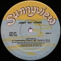 Jimmy 'Bo' Horne - Let's Do It