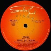 Jimmy 'Bo' Horne - Spank