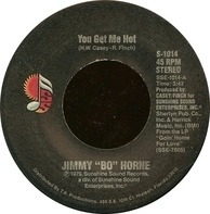 Jimmy 'Bo' Horne - You Get Me Hot / They Long To Be Close To You