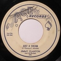 Jimmy Clanton And His Rockets - Just A Dream / You Aim To Please