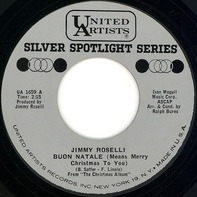 Jimmy Roselli - Buon Natale (Means Merry Christmas To You)