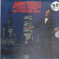 Jimmy Roselli - New York: My Port Of Call