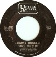 Jimmy Roselli - Please Believe Me