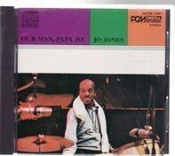 Jo Jones - Our Man Papa,Jo!