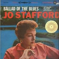 Jo Stafford With Paul Weston And His Orchestra And The Starlighters - Ballad of the Blues