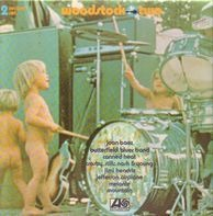 Rock Compilation - Woodstock Two