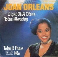 Joan Orleans - Light Of A Clear Blue Morning / Take It From Me