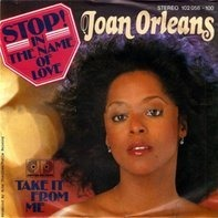 Joan Orleans - Stop! In The Name Of Love